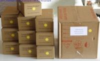 Ordner-Einlagen in BLAU - Packung mit 800 Stk