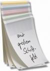 Ordner-Einlagen ROT + Archivordner GRATIS