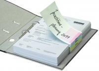 Ordner-Einlagen farblich sortiert (250 Stk)